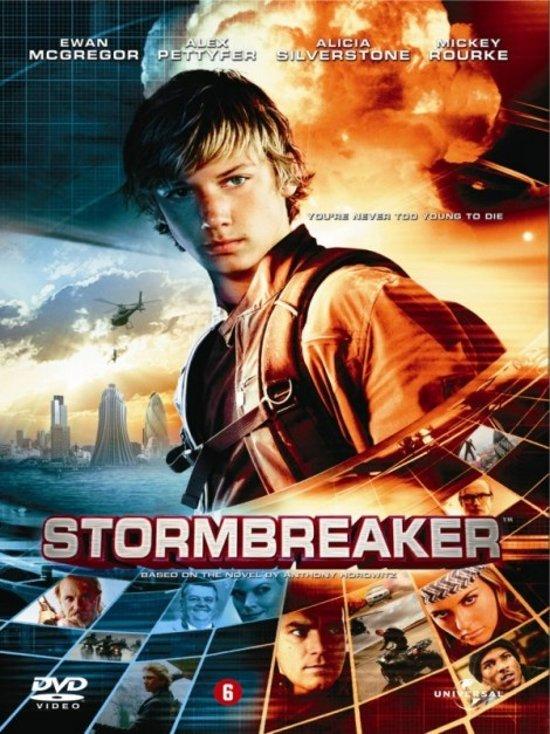 bolcom stormbreaker dvd sarah bolger dvds