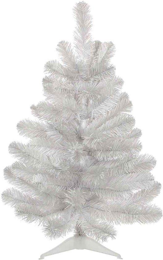 Witte Kerstboom 100 Cm.Triumph Tree Witte Kerstboom Icelandic Glanzend Maat In Cm 60 X 46