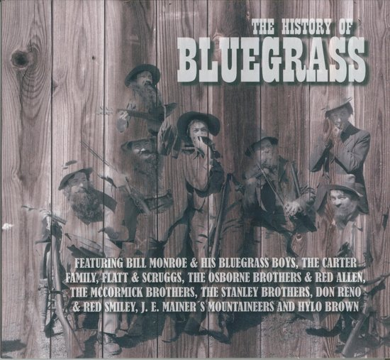 Bluegrass, The History Of