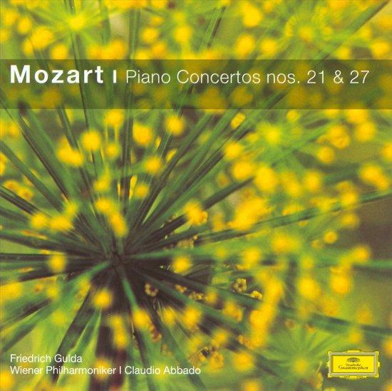 Piano Concertos Nos.21 & 27