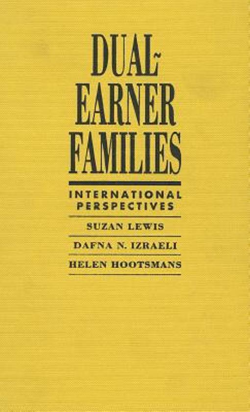 dual earner family essay Productivity of the dual earner family as we enter the 21st century with all its challenges and opportunities, the idea of the traditional family has changed.