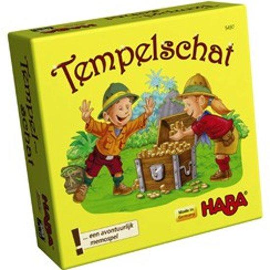 Afbeelding van het spel Supermini Spel - Tempelschat (Nederlands) = Duits 4916 - Frans 5484