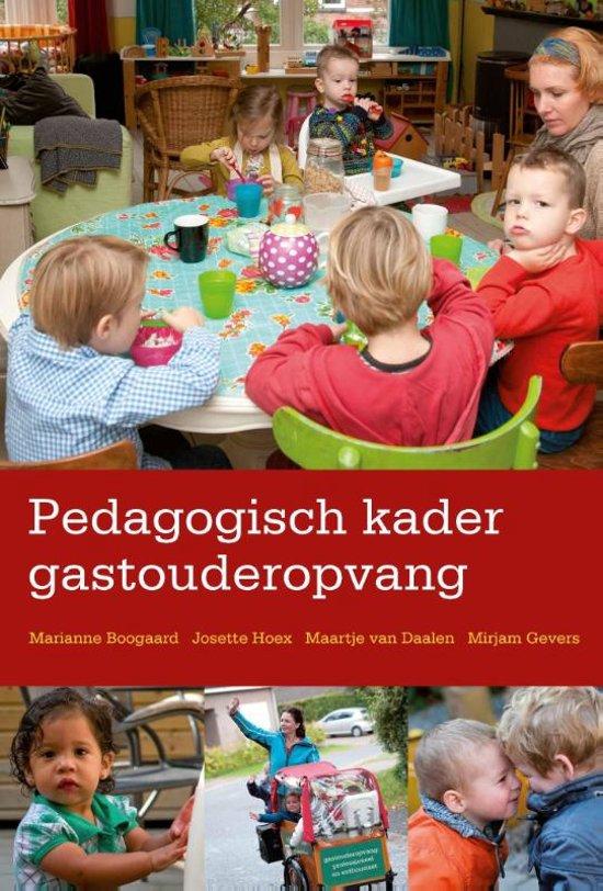 Afbeeldingsresultaat voor pedagogisch kader gastouderbureau