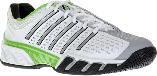 Blanc Chaussures Bigshot K-suisse Pour Les Hommes k3MVLT9CZ