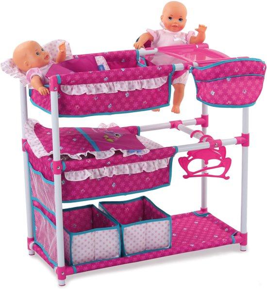 Kinderkamerset voor twee poppen