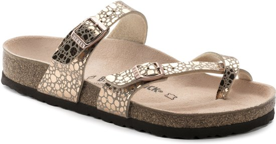 Birkenstock Mayari Dames Slippers - Copper