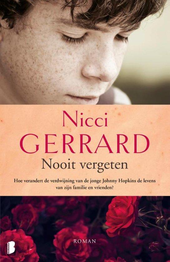 Boek cover Nooit vergeten van Nicci Gerrard (Paperback)