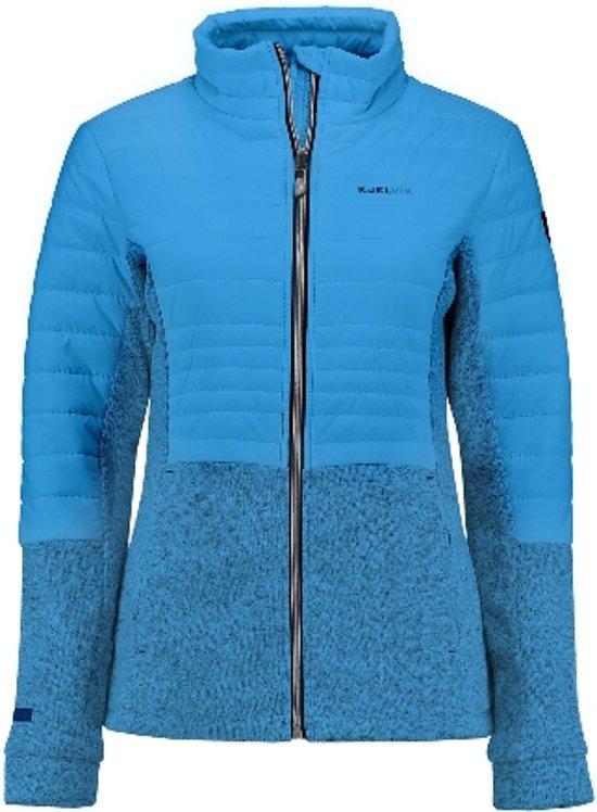 Azuur Blauw Dames Vest Maat 44 Fresca Kjelvik qHOUAT