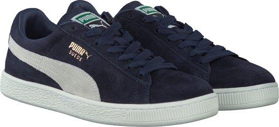 Puma Dames Sneakers 42 Suede Classic Maat Blauw rrdq5x