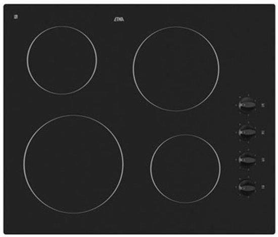 Etna T202ZT - Inbouw - Keramische kookplaat