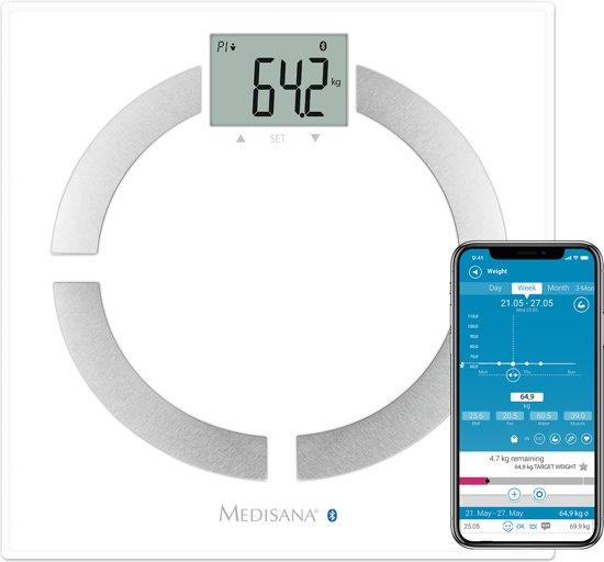 Medisana BS 444 lichaamsanalyse - Personenweegschaal