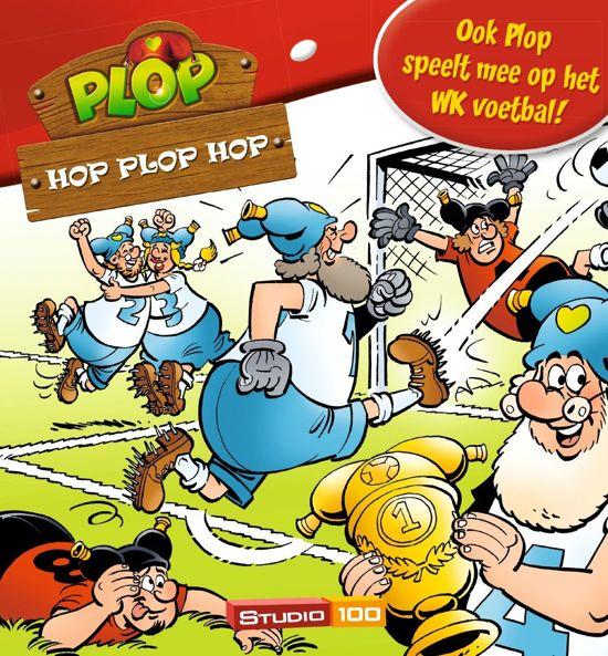Boek cover Kabouter Plop voorleesboek hop plop hop van Gert Verhulst (Onbekend)