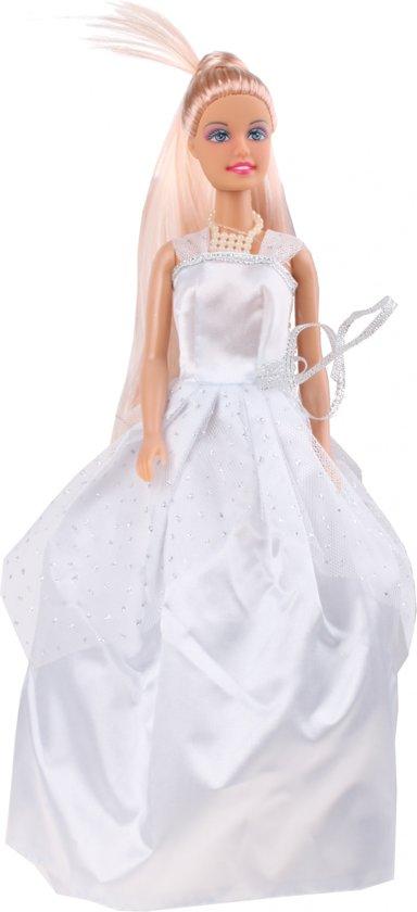 Defa Lucy Princess Wit 29 Cm Met Accessoires
