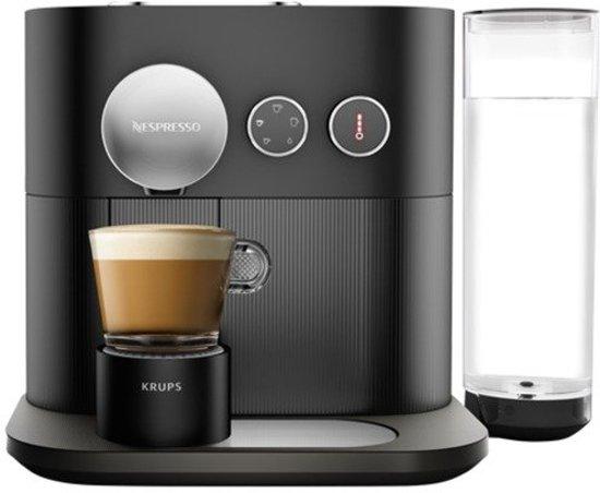 Koffiecupmachine Nespresso Expert Connected Black XN600810