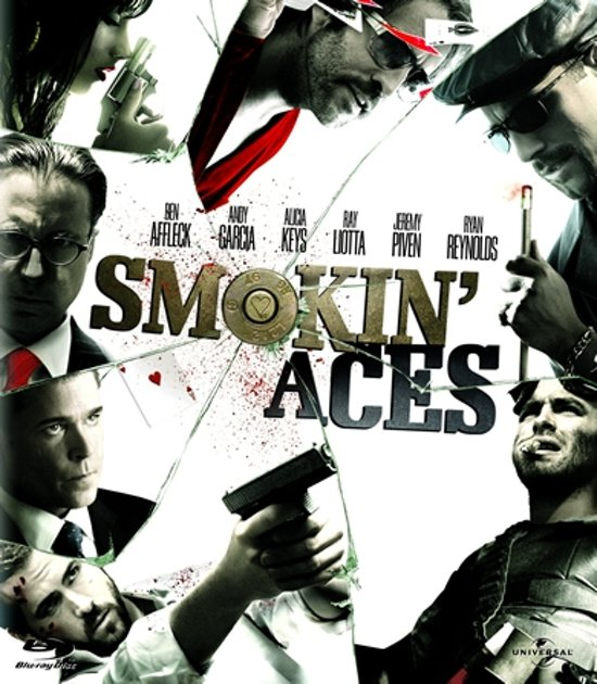 Cover van de film 'Smokin Aces'
