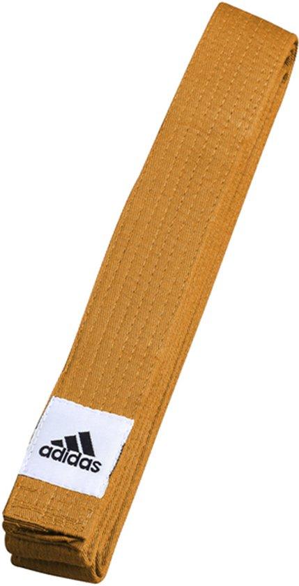 adidas Judoband - oranje