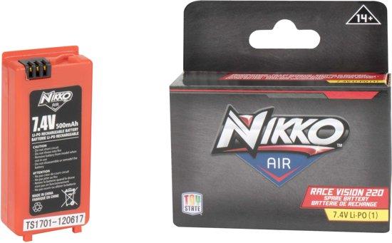 Nikko Air Racers 220 - Reserverbatterij (7.4V Li-PO)