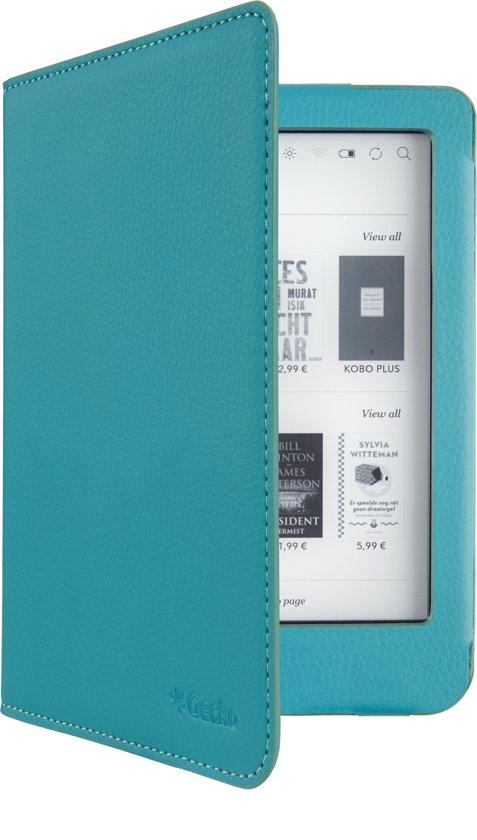 Gecko Covers - Luxe Sleepcover voor Kobo Clara HD - Blauw