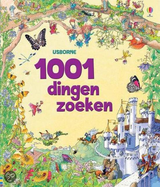 1001 dingen zoeken