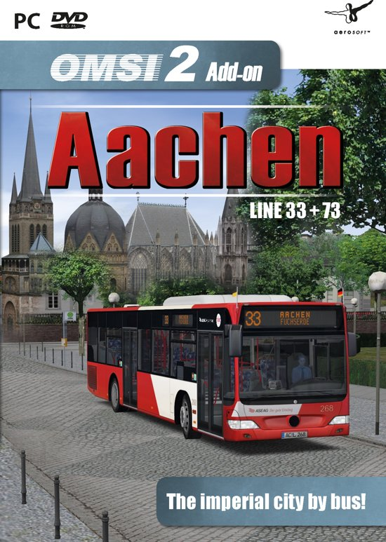 OMSI 2: Aachen - Add-on - Windows download