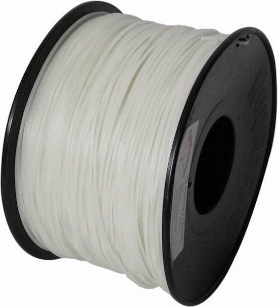 1.75mm oplichtend groen PLA filament