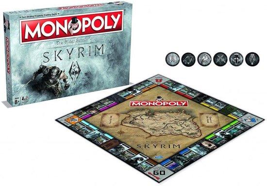 Monopoly Skyrim - Bordspel - Engelstalig