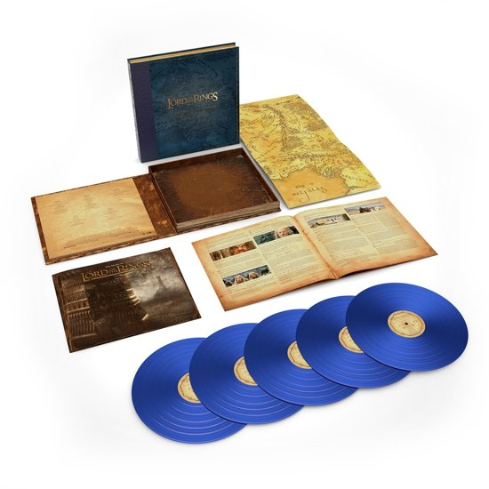 Afbeeldingsresultaat voor Ost-Lord of the Rings:Two Towers (Complete vinyl boxset) 0603497862627