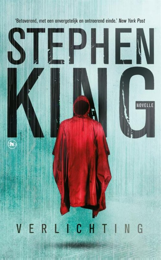 Boek cover Verlichting van Stephen King (Hardcover)