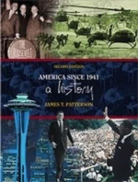 America Since 1941