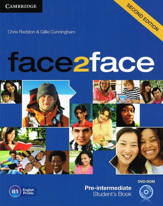 Face2face Pre-intermediate Student's Book - Chris Redston