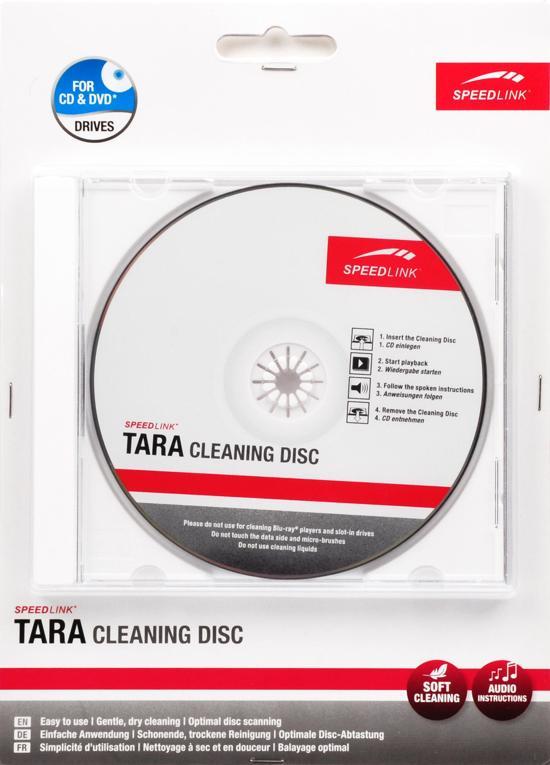 Schoonmaak dvd voor dvd speler