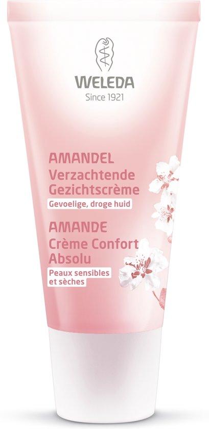 Weleda Amandel Verzachtende Gezichtscrème - 30 ml Biologisch