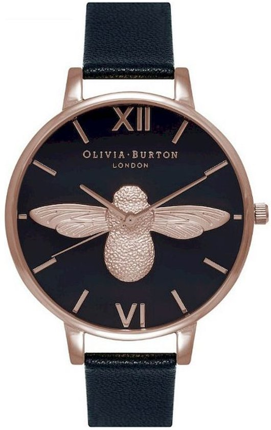 Olivia Burton Animal Motif Moulded Bee Horloge