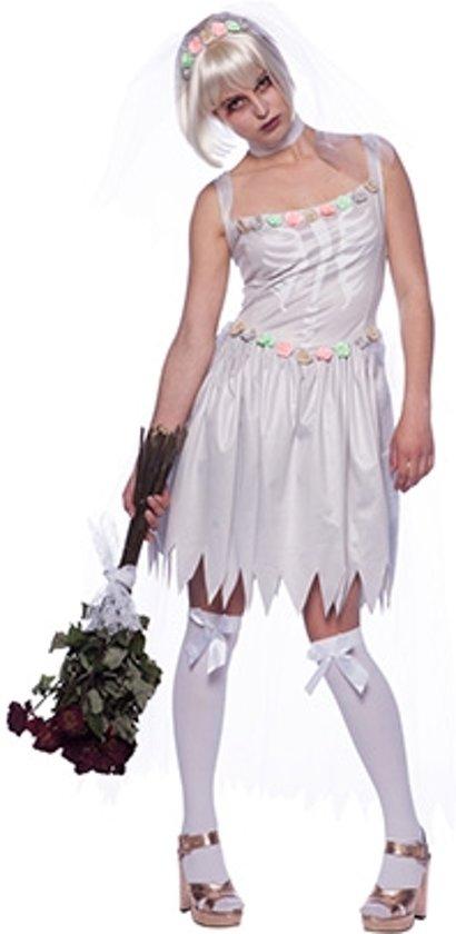 bruidsjurk halloween