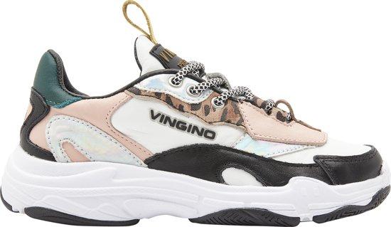 VINGINO VINCIA Meisjes Dad Sneakers - Roze - Maat 34