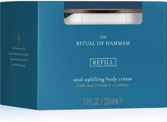 RITUALS The Ritual of Hammam Bodycrème refill 220 ml