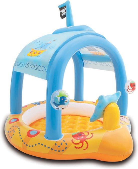 Intex lil captain baby pool zwembad for Intex zwembad baby