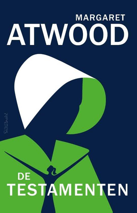 Boek cover De testamenten van Margaret Atwood (Paperback)