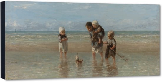 Bol kinderen der zee u jozef israëls u cm