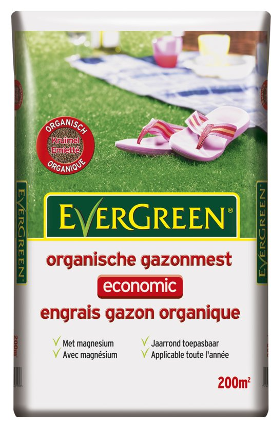 Evergreen Gazonmest Economic