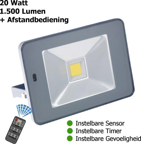 Genoeg bol.com   LED Straler - Met bewegingssensor - Met afstandbediening AN73