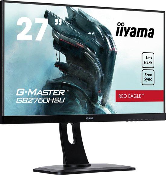Iiyama G-Master GB2760HSU-B1 - Gaming Monitor (144Hz)