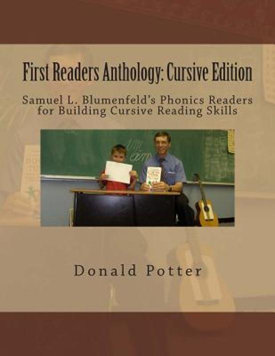 First Readers Anthology