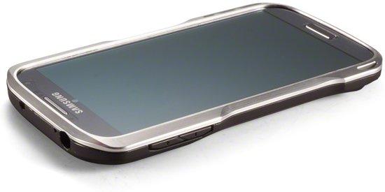 online store 2d747 e01cc Element Case Eclipse voor de Samsung Galaxy S4 - zwart-zilver