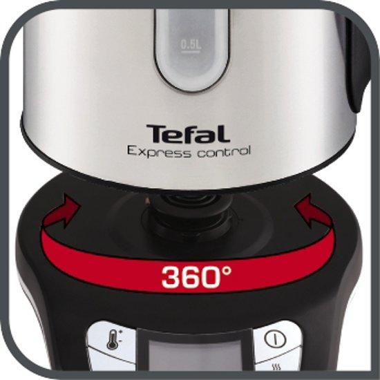 Tefal KI240D Express Electronic Waterkoker - 1,7 L