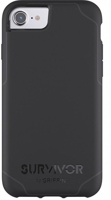 separation shoes 6311c 858a6 GRIFFIN Survivor Journey iPhone 7/6/s Black/Deep Grey