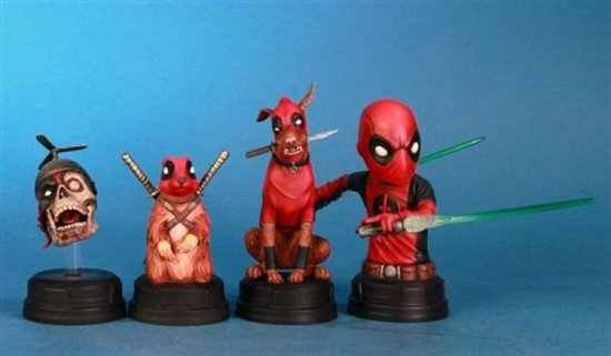 Deadpool Corps Boxed Set