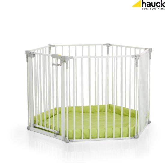 Hauck Baby Park - Veiligheidshek - Wit