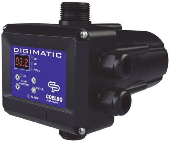 Digimatic digitale pompcontroller