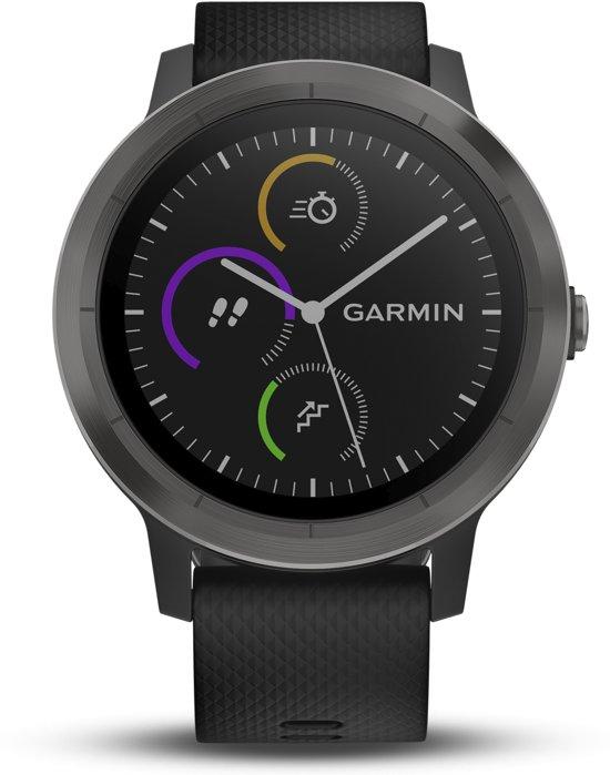 Garmin Vivoactive 3 - Smartwatch - Sporthorloge - Zwart